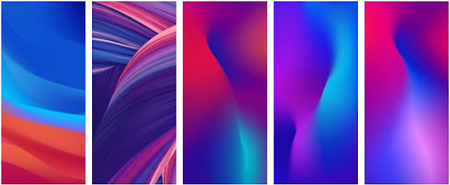 Download Wallpapers OPPO R17 Full HD, Gratis!