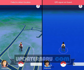 cara perbaiki Cara Mudah Mengatasi GPS Signal Not Found pokemon go