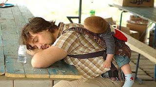 советы отцу, чтобы высыпаться с новорожденным