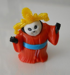 huevos kinder sorpresa personajes de kung fu panda 3
