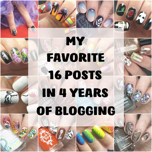 My Favorite 16 posts in Four Years of Blogging