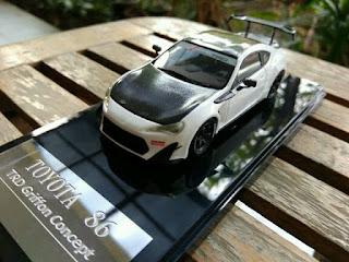 Diecast Miniatur Toyota
