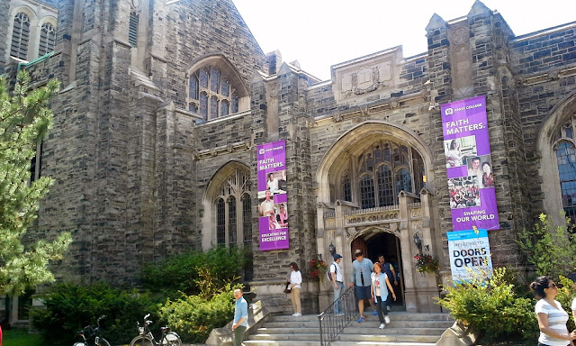 Doors Open Toronto 2014: Knox College, University of Toronto Campus, Lifestyle, Buildings, Architecture, Culture,Melanie_Ps, The Purple Scarf, Canada