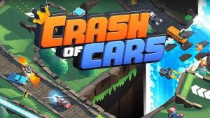 Download Crash of Cars MOD APK v1.1.32 Full Hack Unlimited Money Update Terbaru Juni 2017