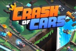 Download Crash of Cars MOD APK v1.1.73 Full Hack Unlimited Money Update Terbaru 2017