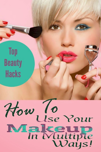 Top Beauty Hacks: How To Use Your Makeup In Multiple Ways, by Barbie's Beauty Bits