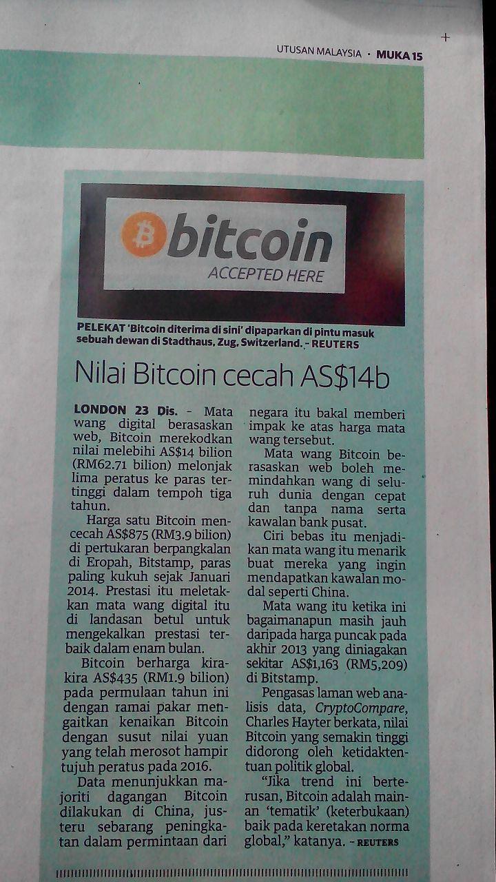 apa itu bitcoin di malesia)