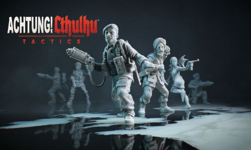 Download Achtung Cthulhu Tactics Free For PC