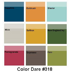 Color Dare #318 - Closes Thur Nov 22nd