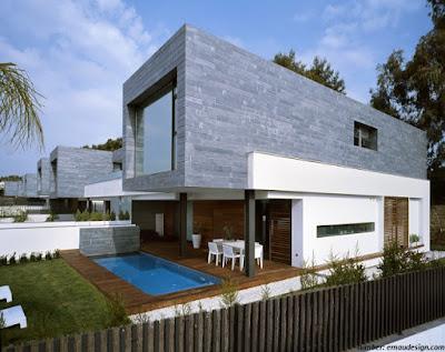 Ini Dia Berbagai Bentuk Rumah Minimalis Modern Sederhana