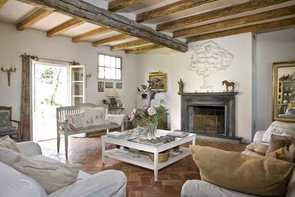 Estilo rustico casa rustica campestre en italia rustic for Immagini di case arredate