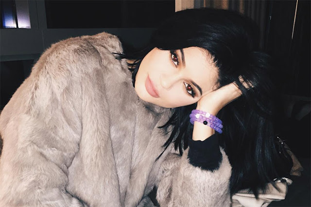 Kylie Jenner pasa de West y firma con Puma