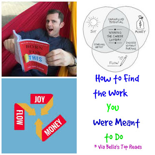 How to Find the Work You Were Meant to Do, Via Bella, book review, blogging for books, born for this,the $100 start up, business, via bella's top reads, Chris Guillebeau