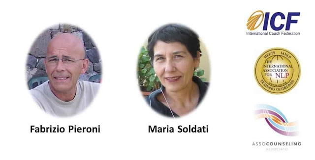 Coaching e counseling: Maria Soldati e fabrizio Pieroni