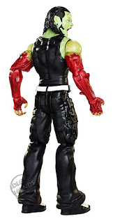 Mattel WWE Zombies Action Figures Series 3 Jeff Hardy 01