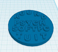 get your round tuit model for your 3D printer