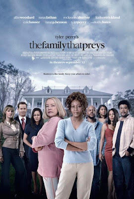 The Family That Preys Poster