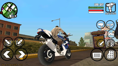 GTA SA Lite MOD APK+DATA (Work 100% All GPU) ~ CLEO