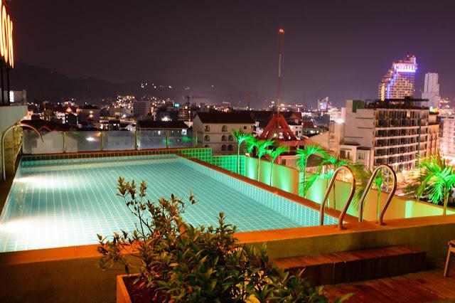 מלון פאטונג מנשן (Patong Mansion)