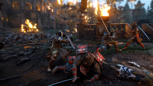 For Honor war hd game wallpaper 1920x1080