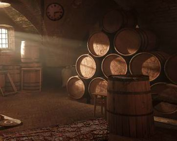 FirstEscapeGames Escape Game Barrel Factory