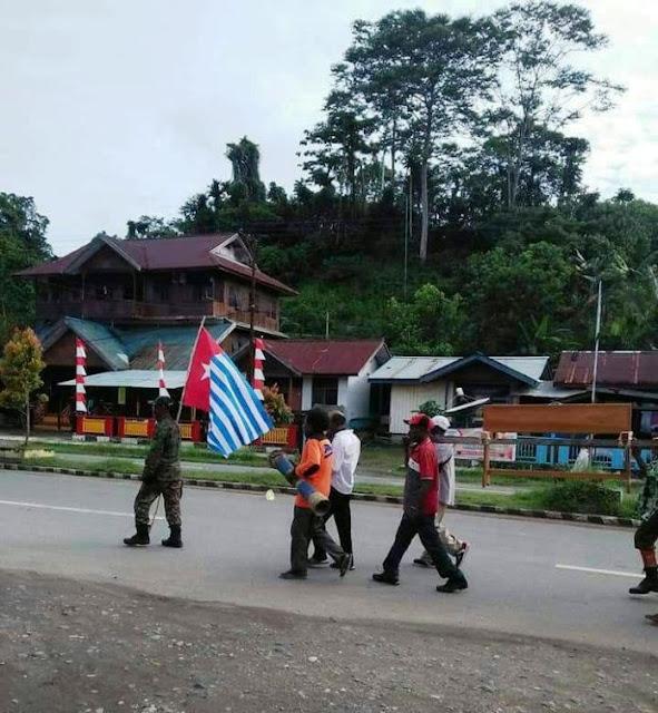 Polisi Amankan Puluhan Warga Bintuni, Warinussy: BK Bukan Makar