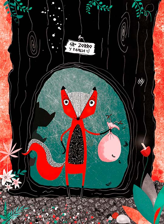 Ilustración de Andy Leimontas
