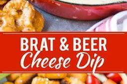 WISCONSIN BRAT & BEER CHEESE DIP