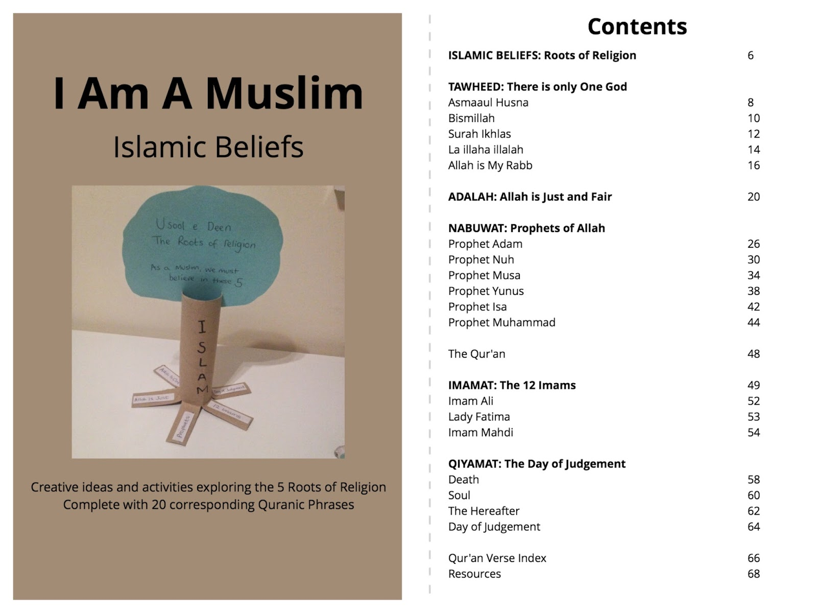 Islamic Beliefs eBook | Islam From the Start