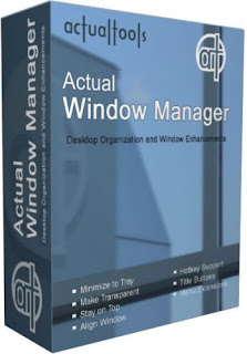 Actual Window Manager 8.9.2 Multilingual Portable