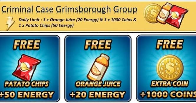 Daily Chips Oj And Coins Criminal Case Cases News