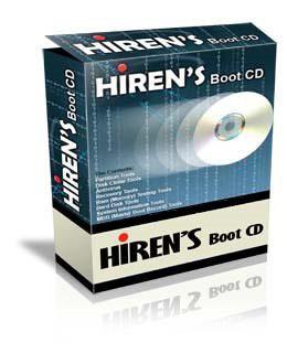 FREE! Download Hirens BootCD 15 2 - Tools Paling Lengkap