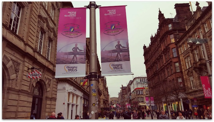 Glasgow Guide: Buchanan Street