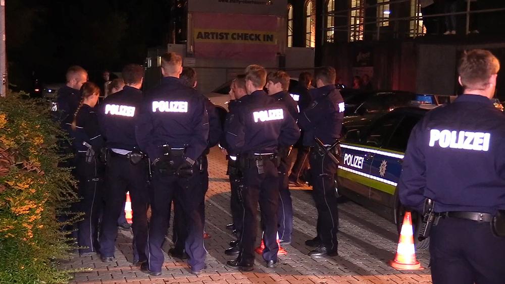 Kriminalität: Messerangriff im Backstagebereich der Turbinenhalle - NRW