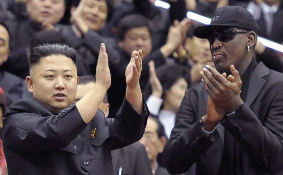 Dennis Rodman Will Be in Singapore for Trump-Kim Meetings – May Play Role in Negotiations