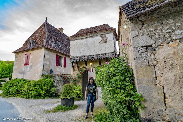 Hotel y Camping La Riviére  - Les Eyzies de Tayac, Francia por El Guisante Verde Project
