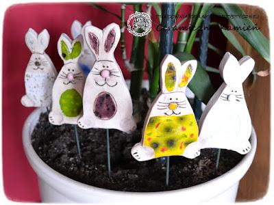 Wielkanocne zajce