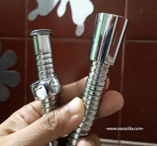 6 Manfaat Mandi Bersama GENIE Hand Shower