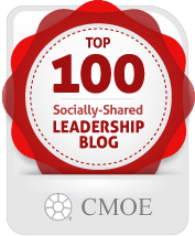 Included in Top #Leadership Blog List (2014)