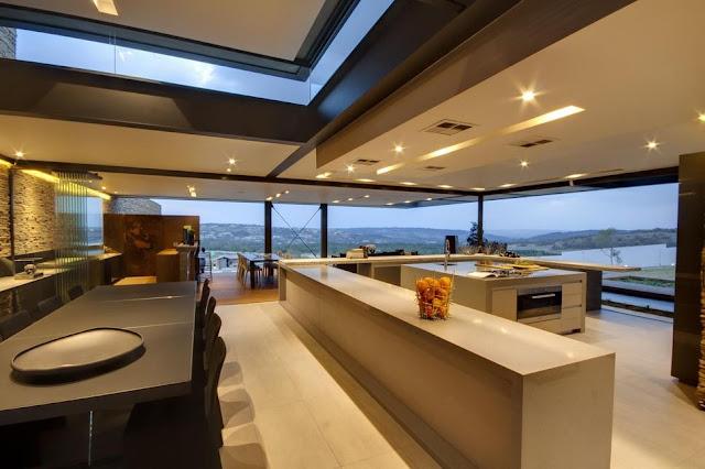 แบบห้องครัวขนาดใหญ่