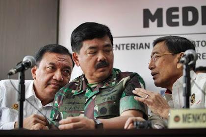 Kapolri Tito, Menko Luhut, Wiranto hingga Adian Napitupulu Diancam Dibunuh dan Diculik