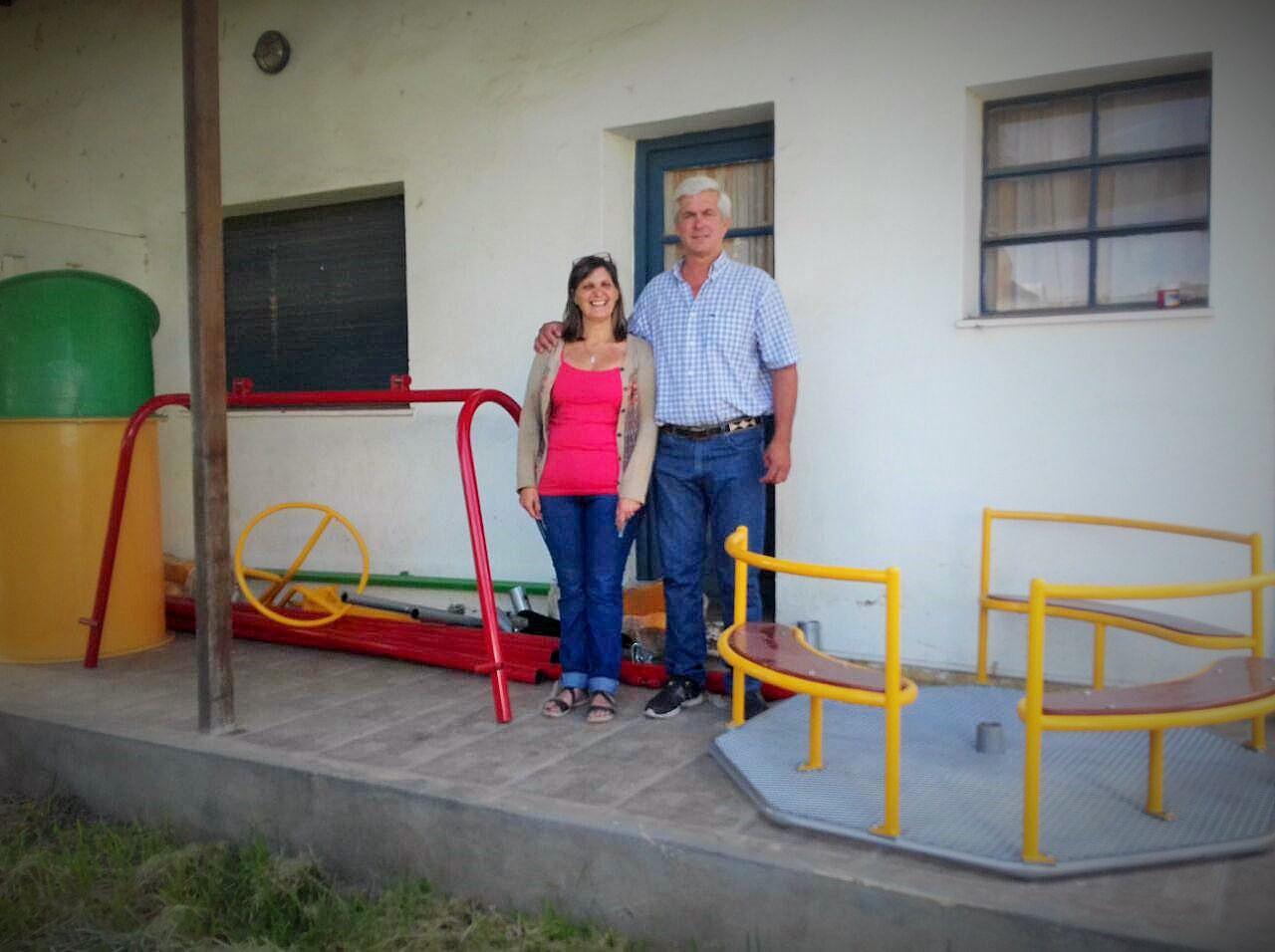 Juegos para el Jardín Nº 905 de Guanaco - Pehuajo