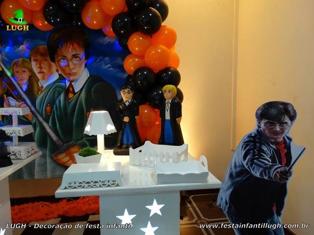 Decoração infantil Harry Potter - Aniversário