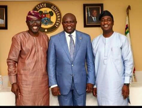 Sanwolu babajide emerge as Governor Lagos state