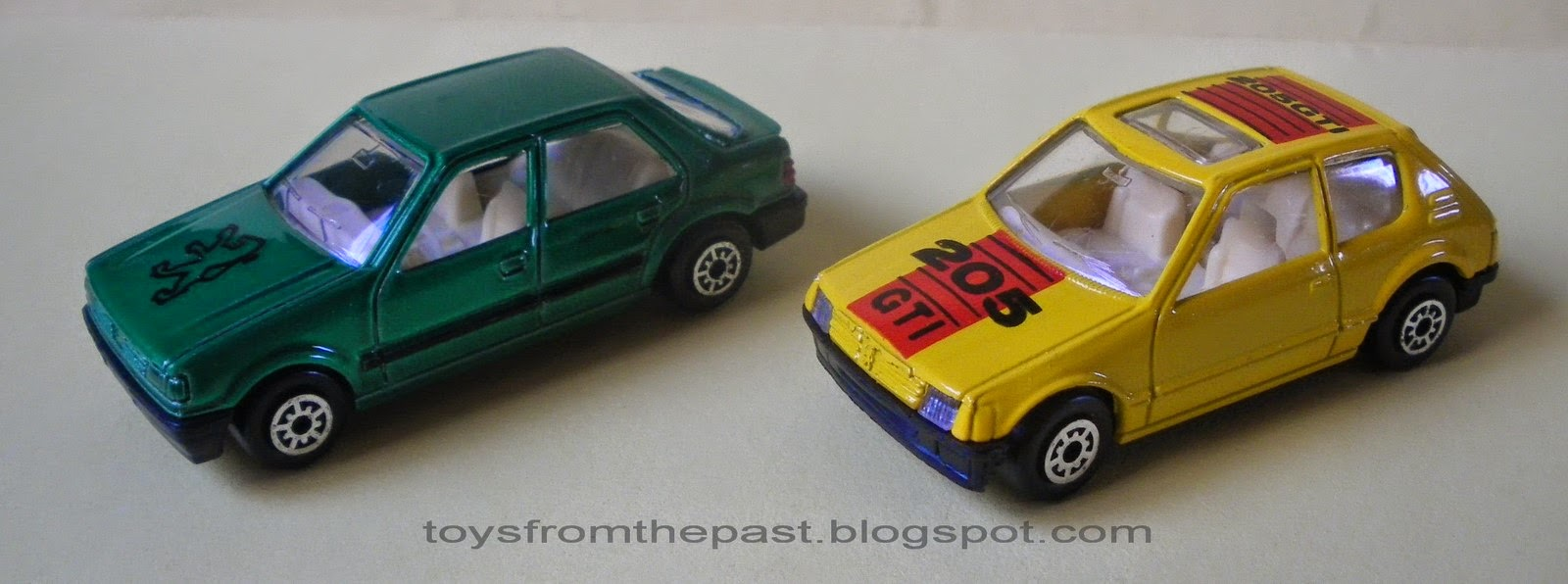 Maisto Company Metal Cars