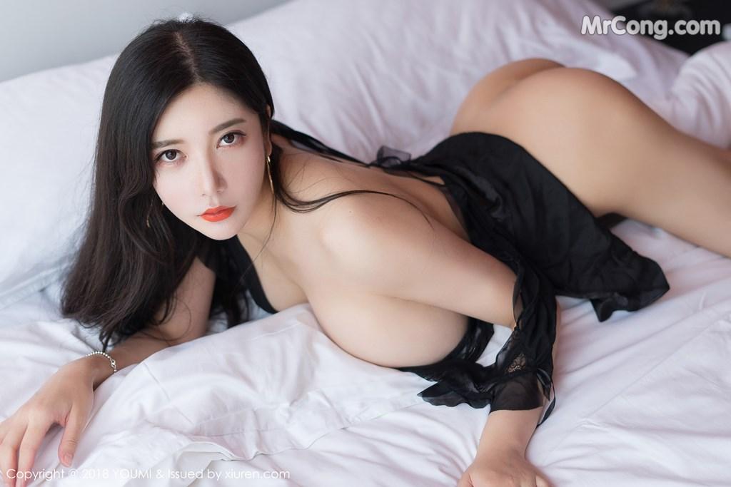 Image YouMi-Vol.198-MrCong.com-005 in post YouMi Vol.198: Người mẫu 心妍小公主 (46 ảnh)