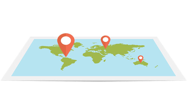 hapus aplikasi pelacak lokasi anda dari ponsel dan iphone