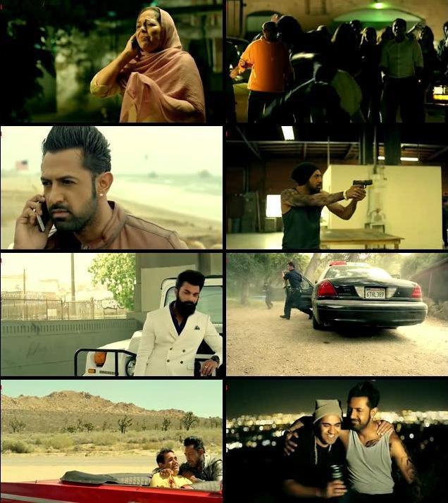 Faraar 2015 Punjabi 480p DVDRip 400mb ESubs