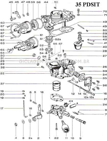 solex 30 pict 1 carburetor