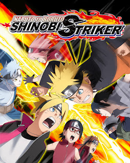Naruto to Boruto Shinobi Striker PC Game_cover